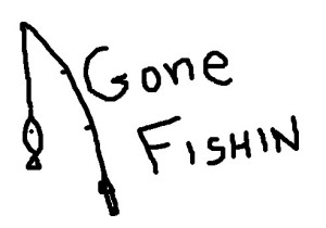gone fishin casa codin